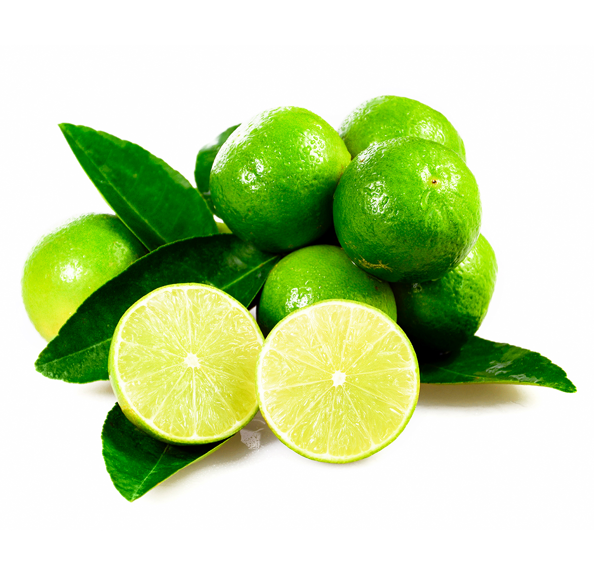 Mexican key limes make for an amazing pie