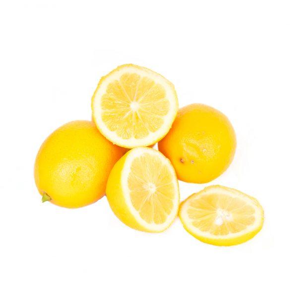 Improved Meyer Lemon Semi-Dwarf Tree Lemons